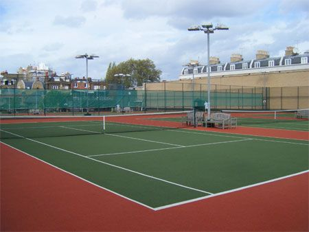 Tennis Court Construction Chiltern Sports Contractors Tennis