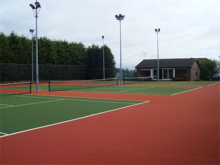 Kent Elms Tennis Club - Southend, Essex
