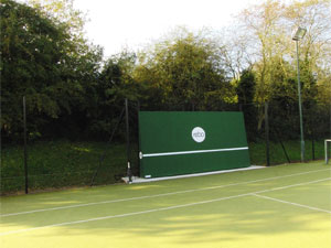 Floodlighting Fencing Rebound Walls And More Tennis