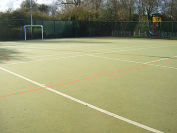 Great Kingshill School MUGA